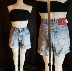Vintage Lucky Brand High Waisted Shorts 33